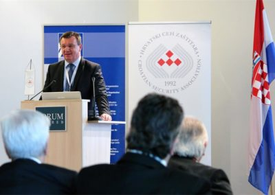 predsjednik slovenske zaštitarske komore