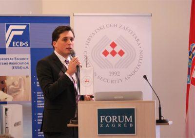 Regionalni direktor zaštitarske tvrtke Securitas Hrvatska