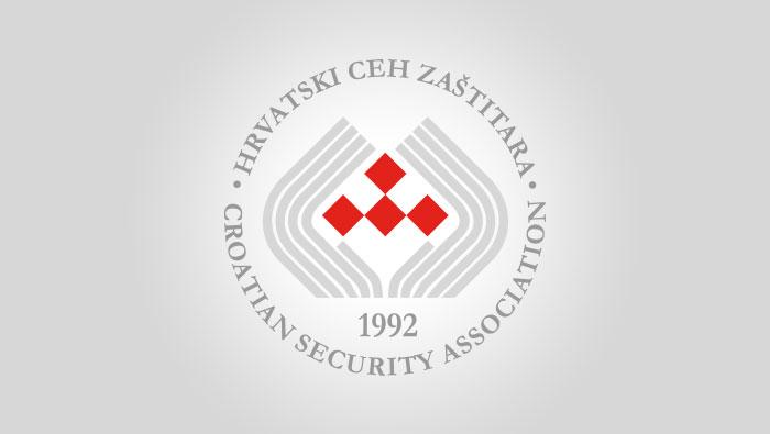 Očitovanje Hrvatskog ceha zaštitara povodom napada na zaštitara