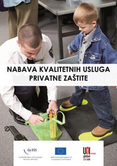 Nabava kvalitetnih usluga privatne zaštite
