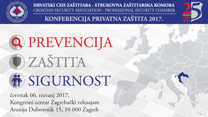 Konferencija Privatna Zaštita 2017.
