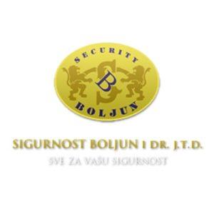 SIGURNOST - BOLJUN logo