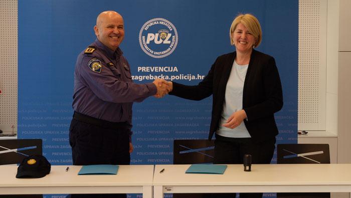 Potpisan Ugovor o suradnji na senzibilizaciji građana na samozaštitno ponašanje