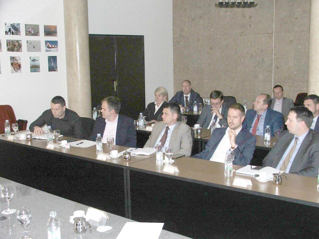 Okrugli stol o Nacrtu prijedloga Strategije nacionalne sigurnosti