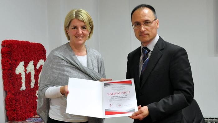 Sastanak delegacije Ceha s ravnateljem DUZS-a Draganom Lozančićem