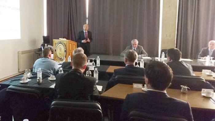 Okrugli stol o Nacrtu prijedloga Strategije nacionalne sigurnosti Republike Hrvatske s predstavnicima područja zaštite i sigurnosti