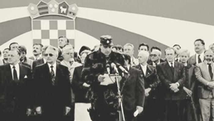 28. svibnja 1991. povijesni mimohod i osnivanje oružanih snaga Republike Hrvatske