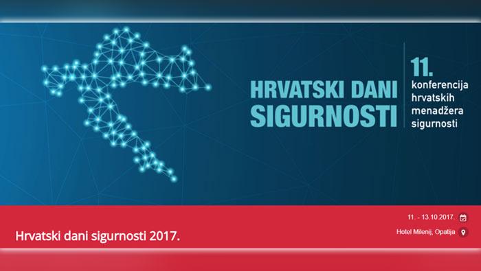 HRVATSKI DANI SIGURNOSTI 2017.