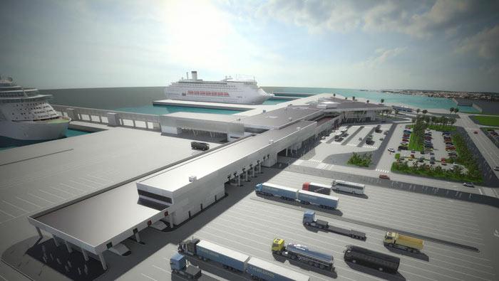 ECCOS izvodi sve električne sustave i instalacije na novom terminalu putničke luke Gaženica