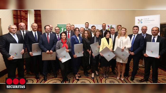 Securitas Hrvatska potpisala Povelju o raznolikosti