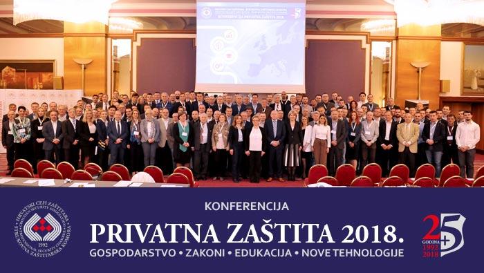 Održana konferencija Privatna zaštita 2018.