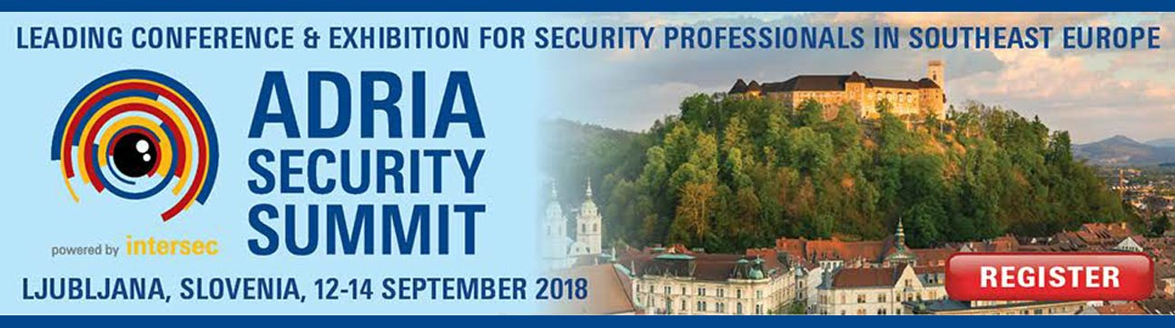 Adria Security Summit 2018