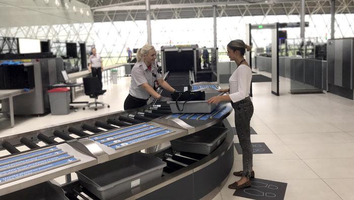 Primjena Smart Lane tehnologije u Zračnoj luci Franjo Tuđman